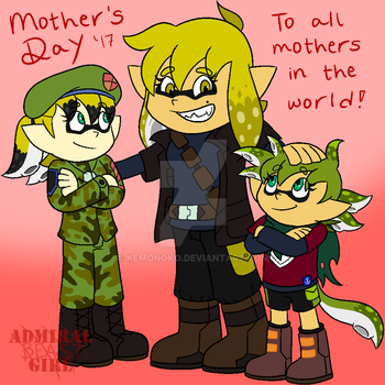 Happy Mother's Day (2017) by Admiral-BG