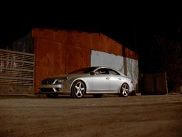 MERCEDES CLS 2 by John77