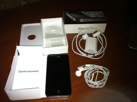 iPhone4 by dsma