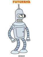 Bender by Namelessv1