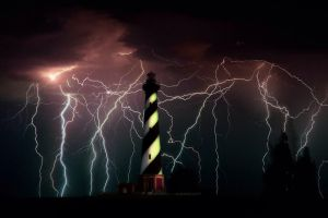 Cape Hatteras by heywhat1