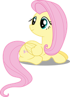 It just Fluttershy by MacTavish1996