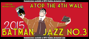 AT4W: Batman Jazz no.3 by MTC-Studios