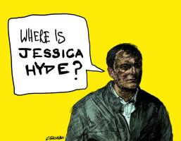 The Search for Jessica Hyde by conorsully