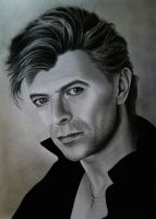David Bowie by BlueZenith8