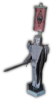 Oblivion - Imperial Legion Soldier Papercraft by RocketmanTan