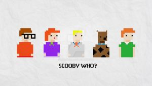 Scooby Who? by imKONNR