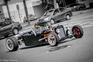 A cruise in the rat rod by Caramanos2000