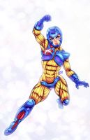 X-O WoManowar by CamiFortuna