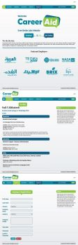 CareerAid Website by Evil-Slayer