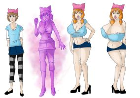 Haruki's transformation by trampy-hime