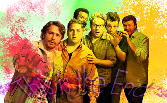 This is the End  (Random Photoshop Thing) by HannahRenae