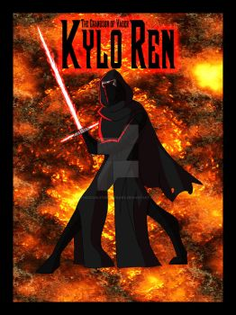 Knights of Ren- Kylo Ren 2.0 by TheScarletMercenary