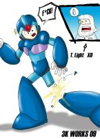 Megaman X Malfunction by Locke3K
