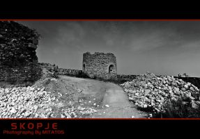 Skopje Fortification by mitatos