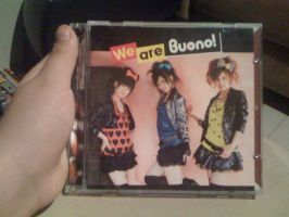 MY BUONO CD by xCrisFujisakiDuNekox
