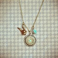 A Piece of Wonderland by VintageLightJewelry