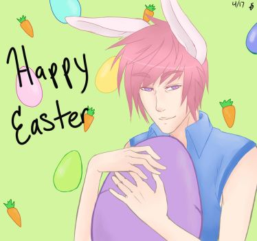 HappyEaster2017 by will-of-fire23