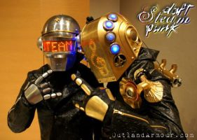 daft STEAM punk by VynetteDantes