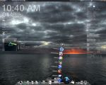 Austin Rainmeter by Havelst
