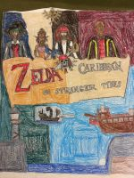 Zelda of the Caribbean On Stranger Tides cover by JediMasterLink18