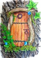 The entrance by AnMaInKa