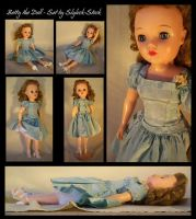 Betty the Doll Set by Slylock-Stock