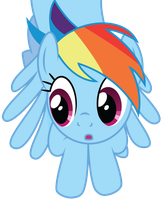 Rainbow Dash by Midnight--Blitz