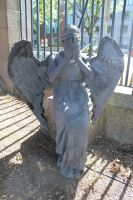 Weeping Angel 2 by OsatoCosplay