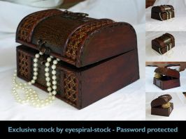 Precious - treasure chest 3 by Eyespiral-stock