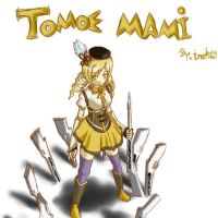 Tomoe Mami by icekungineko