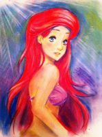 Ariel by SaturdayMmrs