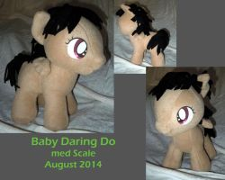 Baby Daring Do FOR SALE by LilWolfStudios