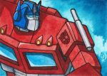 Optimus Prime ATC by Kenai-Okami75
