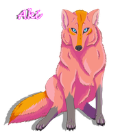 Aki by windwolf55x5