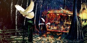 _____The Carousel_____ by NorngPinky