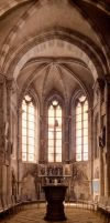Cathedral  Interior Stock by myINQI