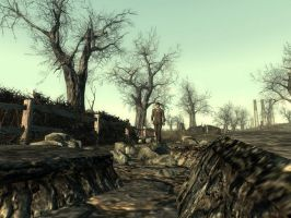 Fallout 3 - A little Stroll by imaginations7