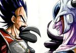 King Vegeta Vs King Cold by BK-81