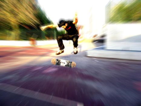 Heelflip by Mr-Squidward