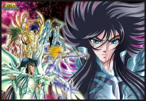 Saint Seiya Hades Elysion by Juni-Anker