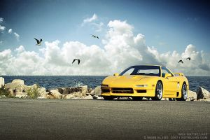 NSX on the Lake by notbland