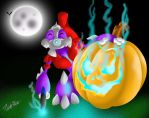 HaloWeen Contest Entry 02 by halo-elite