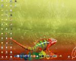 My New Desktop by atilazz