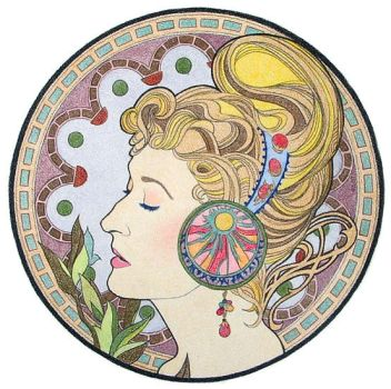 Art Nouveau Design by balloonfactory