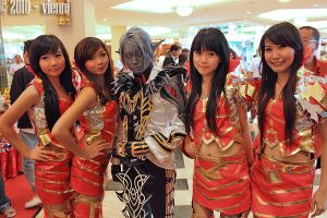Lineage II by viennidemizerable