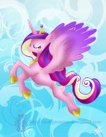 Princess Cadence by TwoTigerMoon