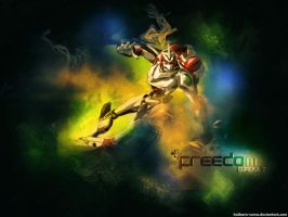 Eureka Seven Wallpaper by Haikara-sama