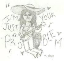 I'm Just Your... - Marceline by dewdrinker6