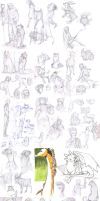 montreal sketchdump by scrii